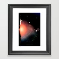 IN THE BEGINNING - 019 Framed Art Print