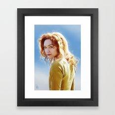 Demelza Framed Art Print