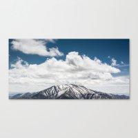 Telescope Peak Canvas Print