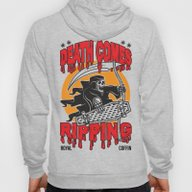 Death Comes Ripping Hoody