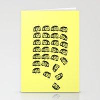 KOMBI KAOS! Stationery Cards