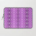 Purple Laptop Sleeve