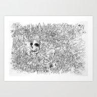 Mortality  Art Print