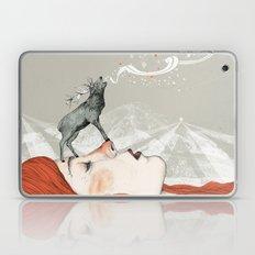Deer Lady! Laptop & iPad Skin
