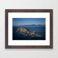 Instants-2012-03 Framed Art Print