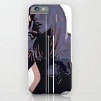 "iPhone & iPod Case featuring ""Codename: Susan Glenn - Chasing Elvira"" by artbyjavon"