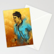 Roger Federer Stationery Cards