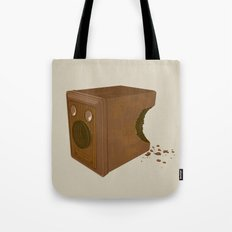 Chocolate Brownie Tote Bag