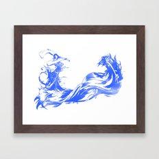 FINAL FANTASY X  Framed Art Print