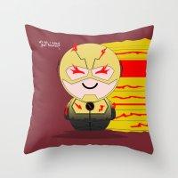 ChibizPop: The Reverse Throw Pillow