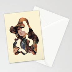 Renoir revisited Stationery Cards