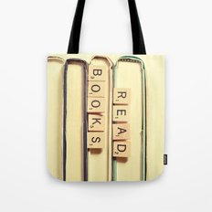 Read Books Tote Bag