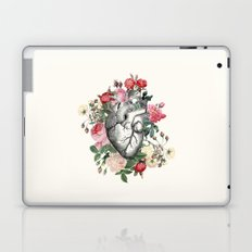 Roses for her Heart Laptop & iPad Skin