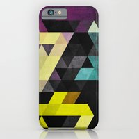 iPhone & iPod Case featuring scrytch tyst by Spires