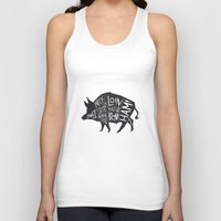 Sir Loin  Unisex Tank Top