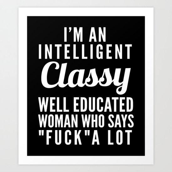 i say fuck a lot