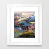 Untitled 20140417o (Landscape) Framed Art Print
