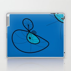 blue pearl Laptop & iPad Skin