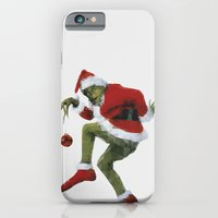 Christmas Grinch iPhone 6 Slim Case