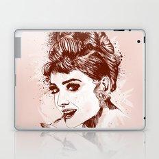 Love for Audrey Laptop & iPad Skin