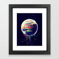Deliquesce Framed Art Print