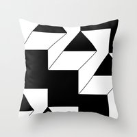 Haus 1 Throw Pillow