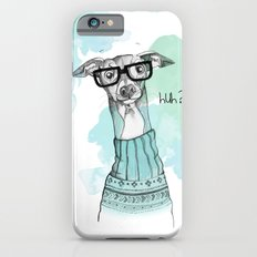 Funny Greyhound iPhone 6 Slim Case