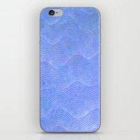 Wave Pattern iPhone & iPod Skin