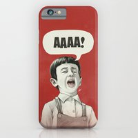 iPhone & iPod Case featuring AAAA! by Dr. Lukas Brezak