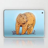 Mother Bear Laptop & iPad Skin