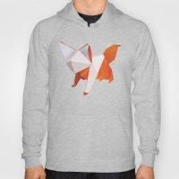 Origami Fox Hoody