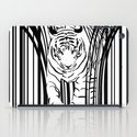 Tigers extinct in 12 years? iPad Case