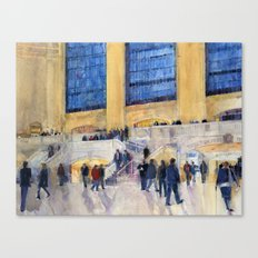 Grand Central Station, NYC Canvas Print