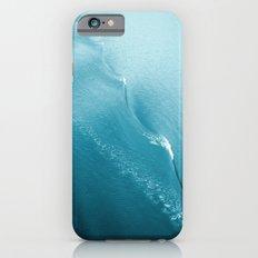 Ripple in Time (aqua) Slim Case iPhone 6s
