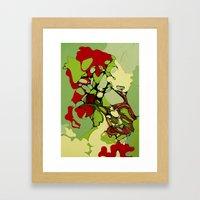 Orangery Framed Art Print