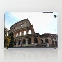 Coliseum iPad Case