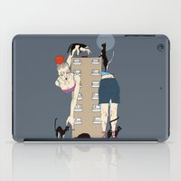 A Lady Of A Certain Age iPad Case