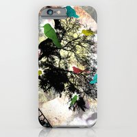 Life in a Cage iPhone 6 Slim Case