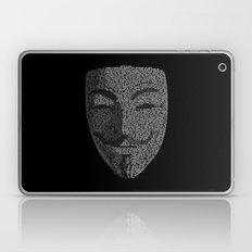 ...You May Call Me 'V' – So who's Anonymous? Laptop & iPad Skin