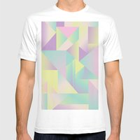 without lies  Mens Fitted Tee White SMALL