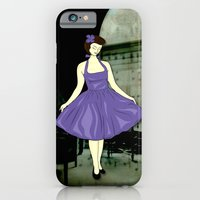 iPhone & iPod Case featuring Dance with me by Aleksandra Mikolajczak