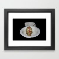 Infanticidio Framed Art Print