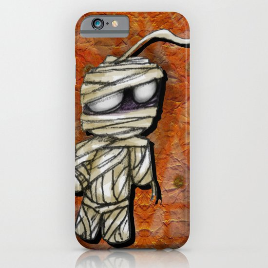 Bobby Mummy iPhone & iPod Case