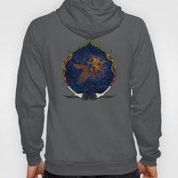 All that glitters... //color//framed// Hoody