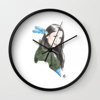 Vex'ahlia Wall Clock