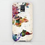 Map Galaxy S5 Slim Case