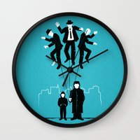 Because It's Cool. Wall Clock