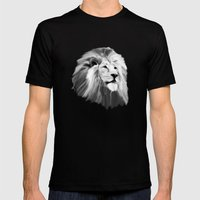 Leo King Mens Fitted Tee Black SMALL