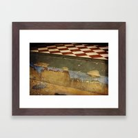Carnival Steps Framed Art Print