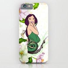 Exotic Lady Garden iPhone 6 Slim Case